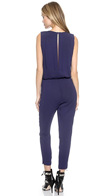 Blaque Label Sleeveless Jumpsuit