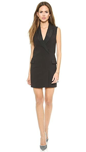 Blaque Label Tuxedo Dress