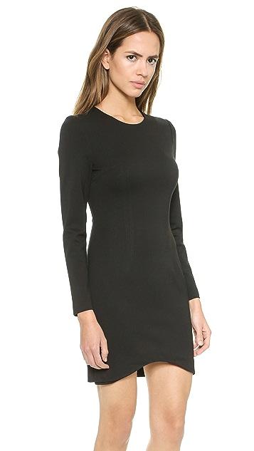 Blaque Label Scallop Dress