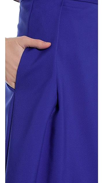 Blaque Label Pleated Culottes