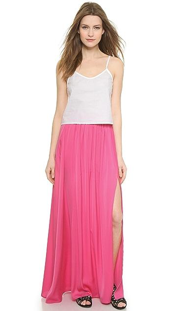 Blaque Label Maxi Skirt