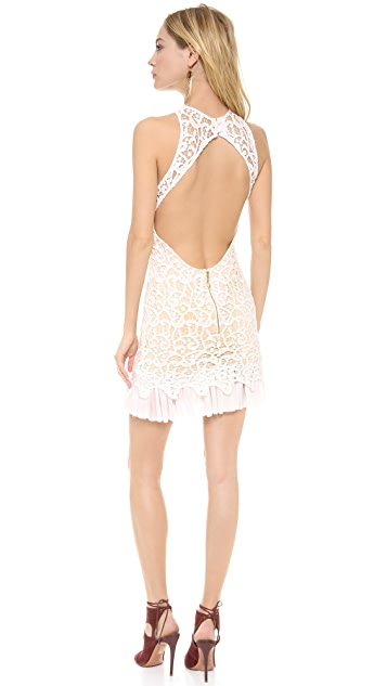 Bless'ed are the Meek Soft Romance Dress