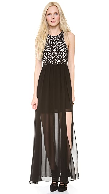 Bless'ed are the Meek Dulcet Maxi Dress
