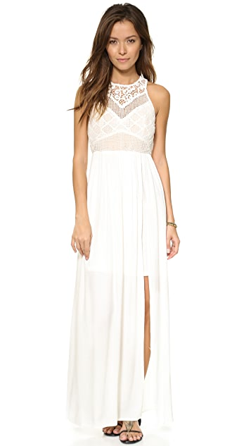 Bless'ed are the Meek Endless Summer Maxi Dress