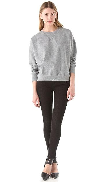 BLK DNM Loose Sweatshirt 6