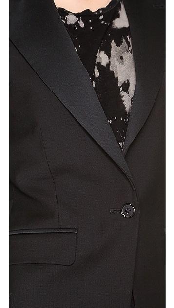BLK DNM Tux Jacket 10