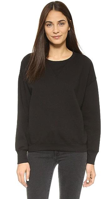 BLK DNM Oversized Sweatshirt 6