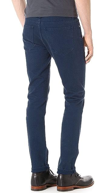 BLK DNM Slim Fit Classic Jeans 5