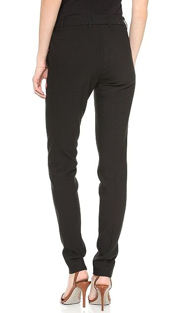BLK DNM Tailored Skinny Pants