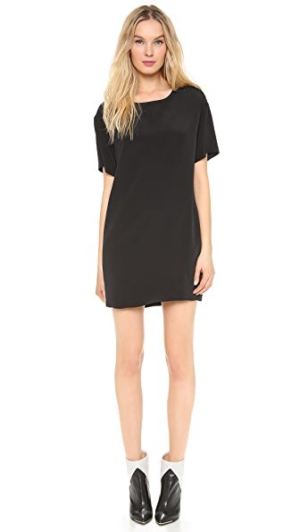 BLK DNM Short Sleeve Dress