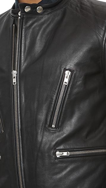 BLK DNM Leather Jacket 20