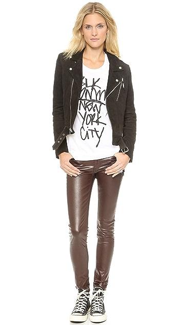 BLK DNM Suede Jacket 1