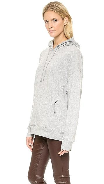 BLK DNM Hooded Sweatshirt 44