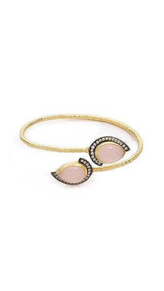 Blossom Box Rose Pave Bracelet
