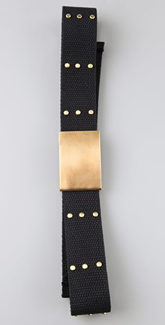 B-Low The Belt Vintage Military Belt