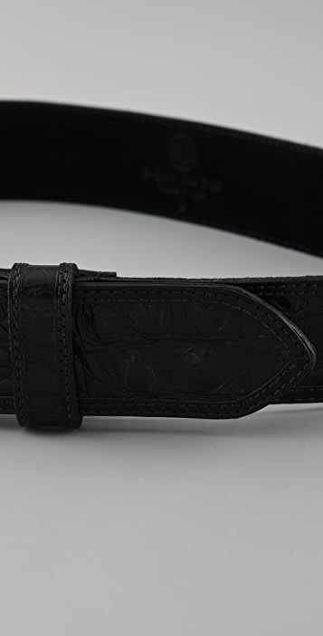 B-Low The Belt Croc Jean Belt