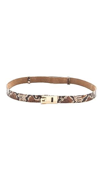B-Low The Belt Nadal Snake Belt