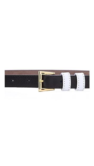 B-Low The Belt Colorblock Belt
