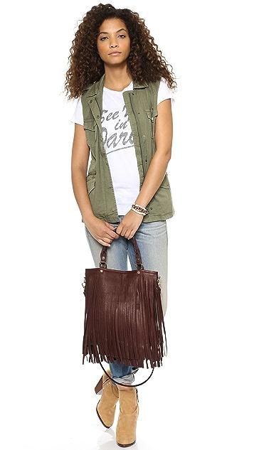 B-Low The Belt Twiggy Fringe Handbag
