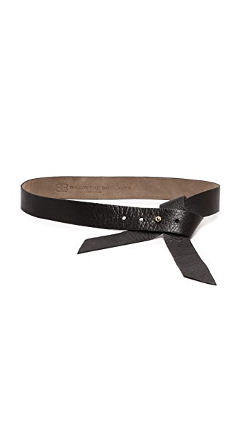 B-Low The Belt Ribbon Belt