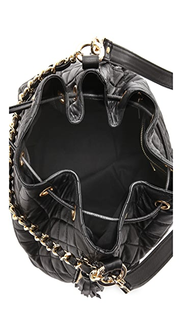 B-Low The Belt Karina Quilted Bucket Bag
