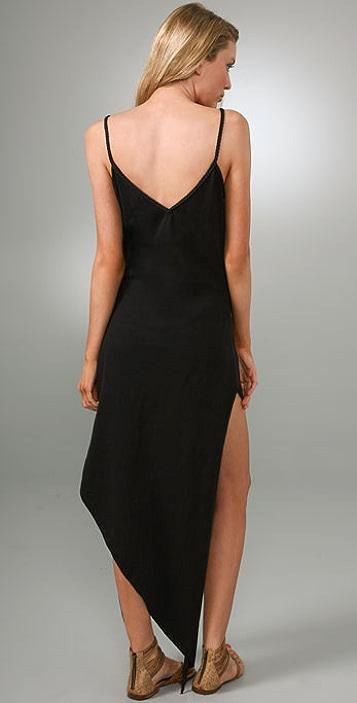 Blue Life Asymmetrical Dress