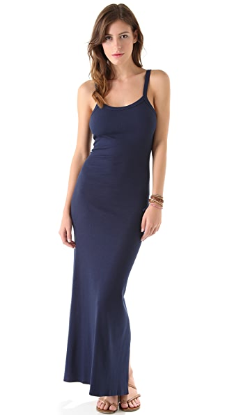 Blue Life Long Tank Dress