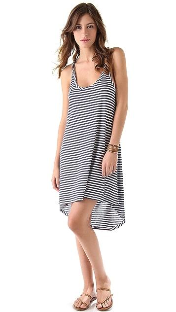 Blue Life Stripe Rope Dress