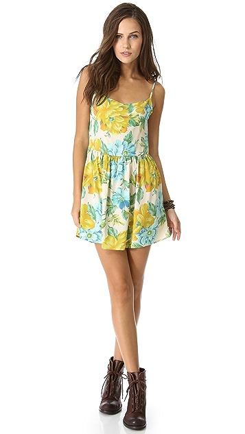 Blue Life Park Mini Dress