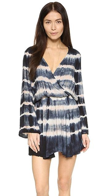 Blue Life New Boho Sleeve Dress