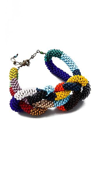 bluma project Coiled Bracelet