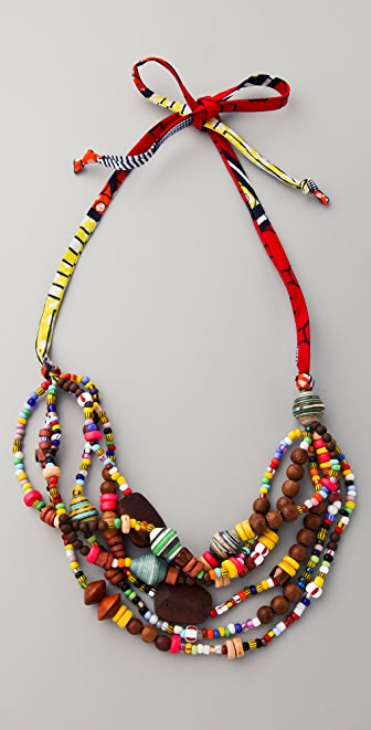 bluma project Kayah Necklace