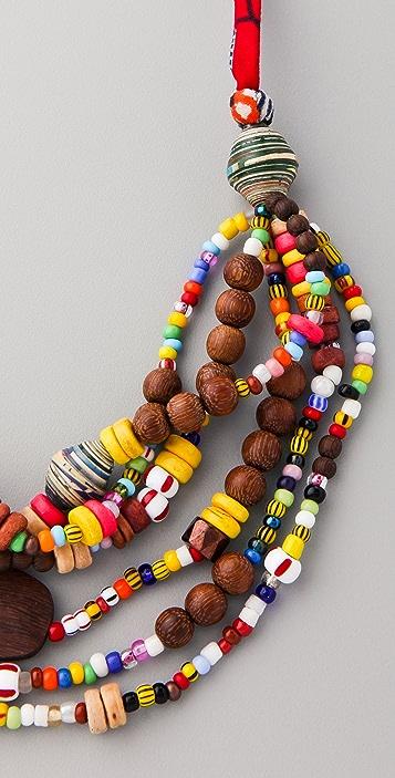 bluma project Kayah Necklace