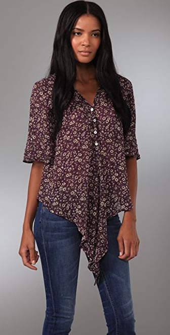 Blu Moon Mighty Aphrodite Blouse