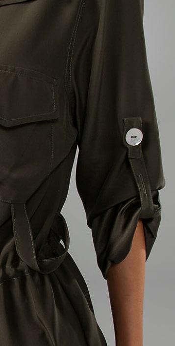 Blu Moon Militant Jacket Blouse