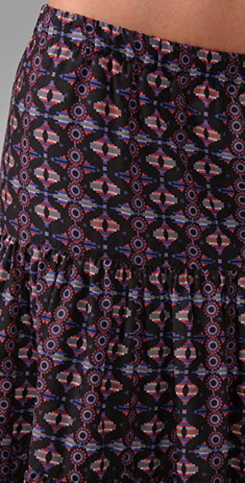 Blu Moon Cantina Diva Long Skirt