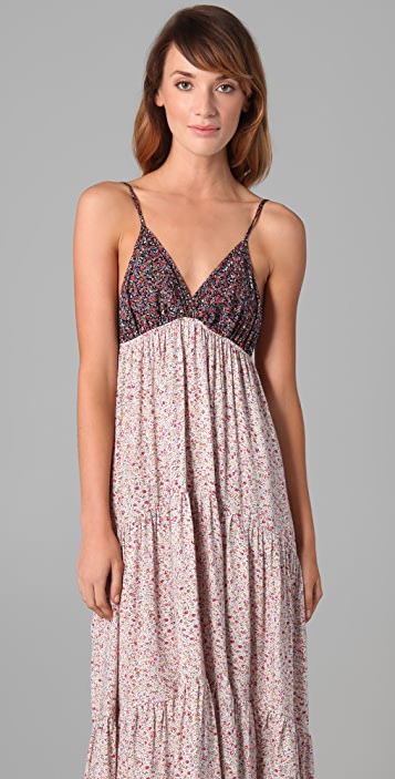 Blu Moon Cami Maxi Dress