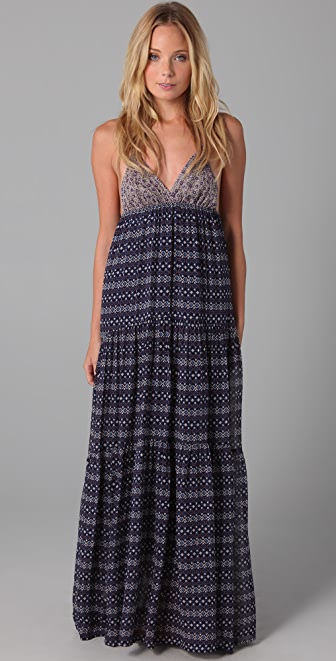 Blu Moon O So Boho Dress