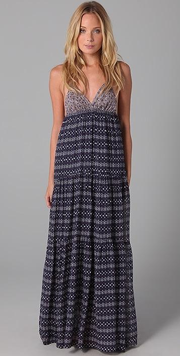 Blu Moon O So Boho Dress