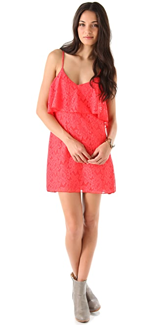 Blu Moon Summer Lovin Lace Dress