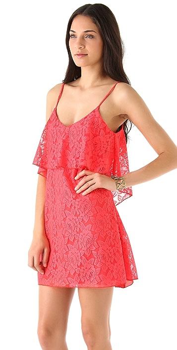 Blu Moon Summer Lovin Lace Dress