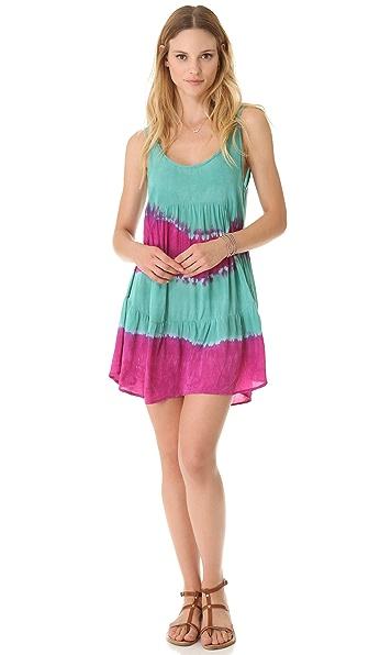 Blu Moon Babydoll Tank Dress
