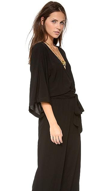 Blu Moon Kimono Sleeve Jumper