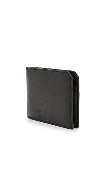 Uri Minkoff Malaga Leather Vesper Wallet