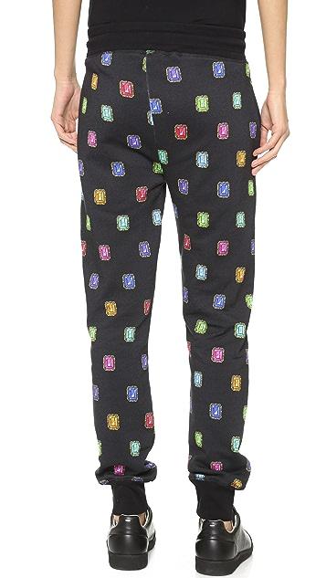 Boutique Moschino Jewel Sweatpants