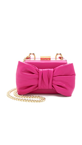 Boutique Moschino Bow Cross Body Bag