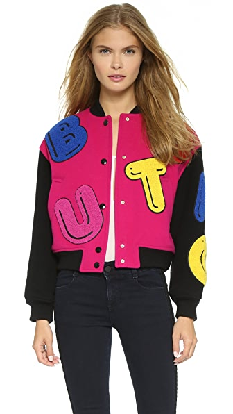 Boutique Moschino Boutique Varsity Jacket