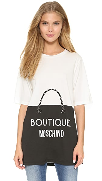 Boutique Moschino Boutique Moschino Tee