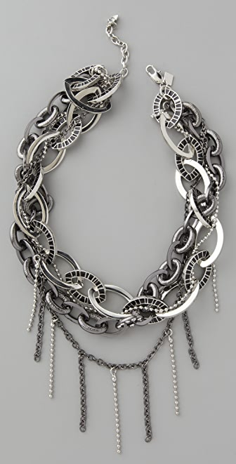 Belle Noel Multi Chain Necklace