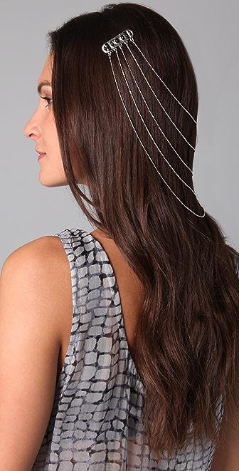 Belle Noel Egyptian Hair Chain